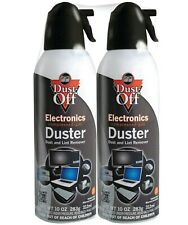 10 Oz. Disposable Compressed Gas Duster (2-Pack)