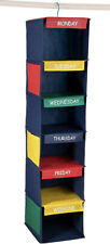 Daily Activity Orgazier Stackable Hanging Cubies