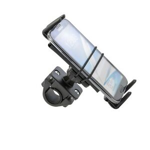 ARKSM632 Bike Motorcycle Handlebar Rail Mount for Cell Phone & Smartphone Device