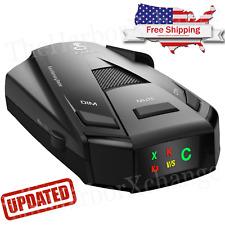 Cobra Esr-755 12-Band 360 Degree Radar/Laser Police Detector 5 Level Signal