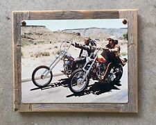 Easy Rider Motorcycle Movie Poster Dennis Hopper Harley Davidson Steel Sign USA