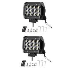 LE 2PCS 4 Inch LED Light Bar 36W 3600lm Waterproof OSRAM Driving Work Spot Light