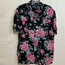 Forever 21 Mens NWT Classic Fit Floral Shirt