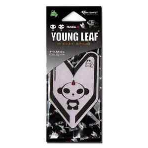 Treefrog Young Leaf Panda J9 Cool Squash Scent JDM Car Air Freshener