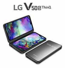 """LG V50s ThinQ V510 5G  6.4"""" Dual Screen 8/256GB Snapdragon 855 USA FREESHIP*"""