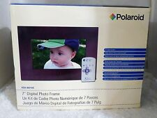"Polaroid XSA-00710C 7"" Digital Photo Frame Unused Complete in Box"