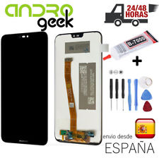 Pantalla LCD + Táctil para Huawei P20 LITE / Nova 3e NEGRO. Envio 24/48H gratis!