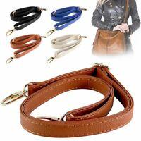 Leather Shoulder Bag Belt Strap Crossbody  Replacement Handbag Handle Adjustable