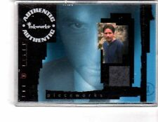 X-Files  PW1 Mulder  costume  card