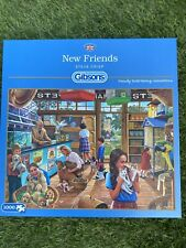 Gibsons 'New Friends' 1000 piece Jigsaw Puzzle