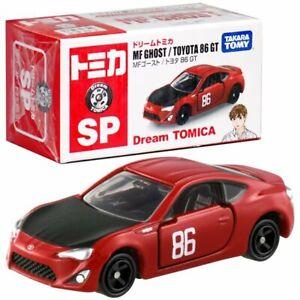 Takara Tomy Dream Tomica Diecast Model Car - MF GHOST Toyota 86 GT
