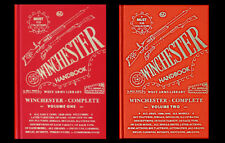 WINCHESTER HANDBOOK COMPLETE SET VOLUME 1 AND VOLUME 2  by BILL WEST