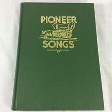 1978 Pioneer Songs Daughters of Utah Pioneers Alfred Durham DUP Mormon LDS 10th