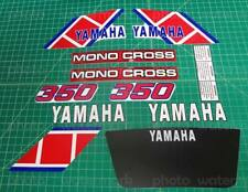 1985 1986 Yamaha TY350 11pc decals stickers graphics kit