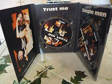 HAL HARTLEY TRUST ME SIMPLE MEN 2 DVDS VOSTF RARE COMME NEUF
