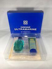 Insense Ultramarine by Givenchy 3PC Set 1.7oz/50ML Eau De Toilette for MEN NIB