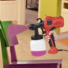 800ML Electric Airless Paint Sprayer Spray Gun Handheld Painting Gun Adjustable