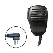 Klein Flare Shoulder Mic for Motorola 2-Pin Radios