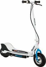 Razor E300 Electric Scooter Blue/White