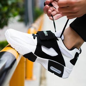 Chaussures de sport de course pour homme Fashion Sneakers extérieurs occasionnel