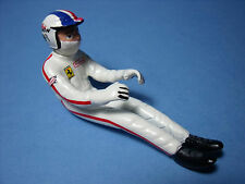 FIGURINE  1/18  PILOTE  7D  1960   VROOM  A  PEINDRE  UNPAINTED  FOR  SPARK 1/18