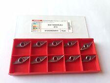 10x ARNO    Wendeplatten     VCGT 160408FN-ALU     AT10     NEU mit Rechnung!!!