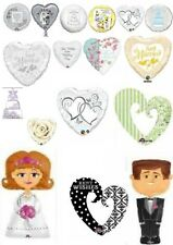 Wedding Balloons Party Ware Decoration Best Wishes Novelty Gift Helium