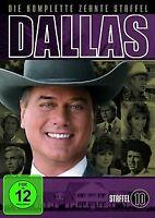 Dallas - Die komplette zehnte Staffel [3 DVDs]   DVD   Zustand gut