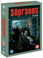 The Sopranos - Series 6 Vol.1 (DVD, 2006, 4-Disc Set) - Brand New