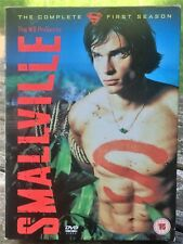 Smallville ~ Seasons 1 - 10 ~ DVD ~ some new