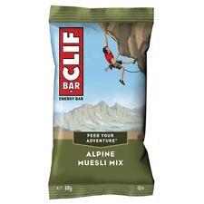 Clif Bar Barretta Energetica Alpine Muesli Mix - Box 12 Barrette da 68gr