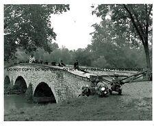 Antietam Lost Images Civil War Re-enactment Selenium Toned Battle Photo #6 |