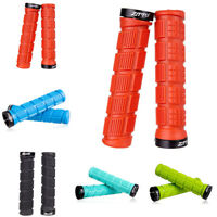 ZTTO MTB Rubber Handlebar Grips Lock On Anti-slip Grip For Bike Cycling 1 Pair