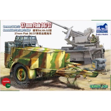 Bronco Models CB35079 Model Kit German Sd. Ah. 52 37 Mm Flak Ammunition Carriage