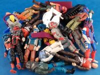 1980's Vintage M.A.S.K FIGURES & VEHICLE PARTS - Multi Listing / Choose Your Own