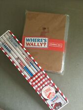 Where's Wally Journal Set - Brand New