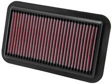 K&N 33-2968 Filtro d'aria ad alto flusso per NISSAN Pixo 1.0 2009-2014
