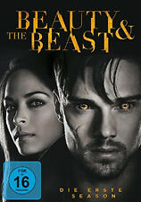 6 DVDs * BEAUTY & (AND) THE BEAST - STAFFEL / SEASON 1 ~ MB # NEU OVP +