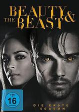 6 DVDs * BEAUTY & (AND) THE BEAST - STAFFEL / SEASON 1 ~ MB # NEU OVP +
