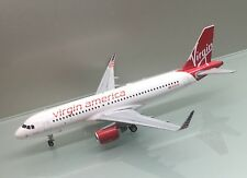 Gemini Jets 1/200 Virgin America Airbus A320 N361VA die cast metal model