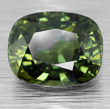 Natural Attractive Green Srilankan Zircon 3.18 ct  -  👼