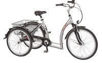 Spezial Pfau-Tec Pfiff Shopping Dreirad Fahrrad