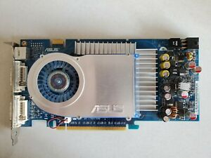 ASUS Extreme N6800GT/2DT/256MB Graphics Card PCI Express