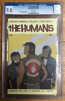 The Humans #0 CGC 9.8 Keenan Marshall Keller Tom Neely Limited to 5000