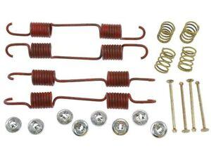 For 1987-2004 Mitsubishi Fuso FE Drum Brake Hardware Kit Rear Centric 91184GG