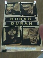 1993 Duran Duran - 20� X 30� promotional Poster distributed by Capitol records