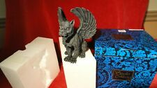 """Studio Collection -6315- Winged Lionness Gargoyle New In Box- Resin 6"""" Tall"""