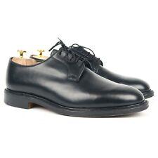 Church's 'Chapel' Black Leather Derby Leather Men's Shoes UK 11.5 G