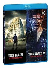 Blu-Ray Raid (The) - Redenzione / Raid 2 (The) - Berandal (2 Blu-Ray) .....NUOVO