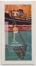 British Pye Telecom Fish Finder Vintage Trade Ad Card